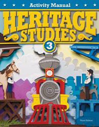 DCA - Heritage Studies 3  Activities Manual (3rd Ed.)