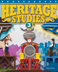 DCA - Heritage Studies 3 Student Text (3rd ed.; copyright update)