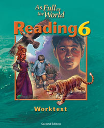 DCA - Reading 6 Student Worktext (2nd ed.)