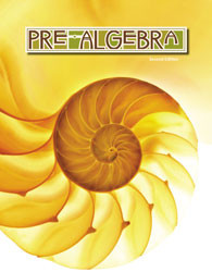 DCA - Pre-Algebra Student Text (2nd ed.; copyright update)