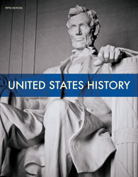 DCA - United States History Student Text (5th ed.)
