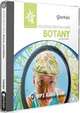 Apologia Elementary  Exploring Creation with Botany 2nd Edition MP3 Audio CD