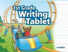 1st Grade Writing Tablet