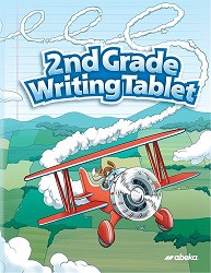2nd Grade Writing Tablet