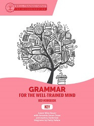 Grammar for the Well Trained Mind - Red Key