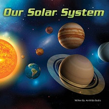 *One Free Book With Every $50* - Our Solar System
