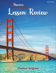 America the Beautiful Lesson Review