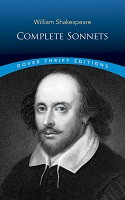 Complete Sonnets by Shakespeare (Dover)