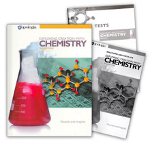 Apologia Exploring Creation with Chemistry Set (3rd edition) 2014