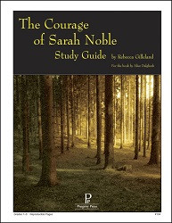 Courage of Sarah Noble Guide