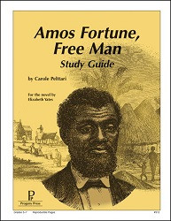Amos Fortune, Free Man Guide