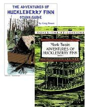 Adventures of Huckleberry Finn Guide/Book