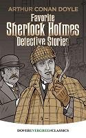 Favorite Sherlock Holmes Detective Stories (Dover)