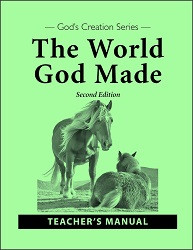 World God Made Teacher's Manual