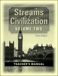 Streams of Civilization 2            Teacher's Manual 3rd Edition