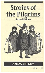 Stories of the Pilgrims Answer Key (2nd edition)