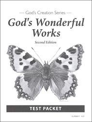 God's Wonderful Works Test 2nd Edition