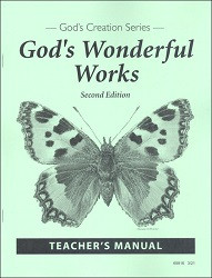 God's Wonderful Works Teacher 2nd Edition