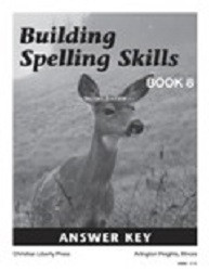 Building Spelling Skills Book 8 Answer Key
