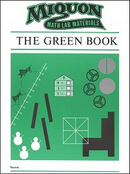 Miquon Book 4 Green Book