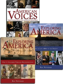 Exploring America Curriculum Package (2019 ed.)