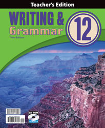 Writing and Grammar 12 Teacher's Edition with CD (3rd edition)
