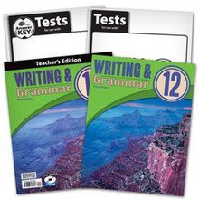 Writing and Grammar 12 Subject Kit (3rd edition)