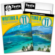 Writing and Grammar 11 Subject Kit (3rd edition)