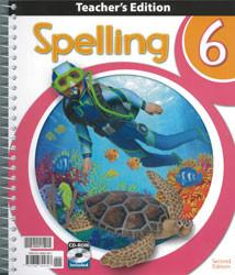 Spelling 6 Teacher's Edition (2nd ed.)