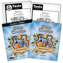 Bible Truths 3 Following Christ Subject Kit (4th edition)