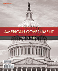 American Government Teacher's  Edition with CD (4th edition)