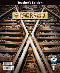 Algebra 2 Teacher's Edition with CD (3rd edition)