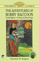 *One Free Book With Every $50* - Adventures of Bobby Raccoon