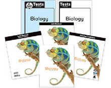 Biology Subject Kit (5th edition)