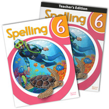 Spelling 6 Subject Kit (2nd edition)