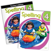 Spelling 4 Subject Kit (2nd edition)
