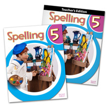 Spelling 5 Subject Kit (2nd edition)