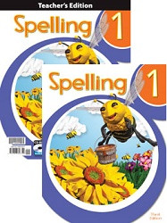 Spelling 1 Subject Kit (3rd edition)