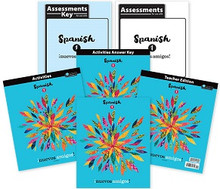 Spanish 1 Subject Kit (3rd ed.)