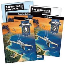 Math Grade 5 Subject Kit (4th ed.)