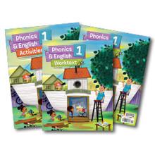 Phonics & English 1 Subject Kit (4th ed.)