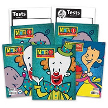 Math 1 Subject Kit (4th ed.)
