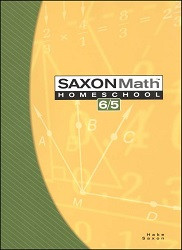 Saxon Math 6/5 Student Text (3rd Edition)