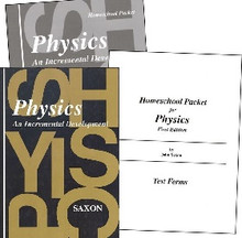 Saxon Math Physics Kit (1st Edition)