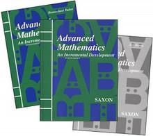 Saxon Math Advanced Math Kit (2nd Edition)