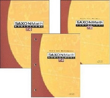 Saxon Math 7/6 Kit (4th Edition)