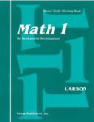 Saxon Math 1 Set (1st Edition)