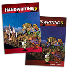 Handwriting 5 Subject Kit (2nd edition)