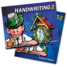 Handwriting 2 Subject Kit (2nd edition)