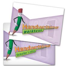 Handwriting 1 Subject Kit (3rd edition)